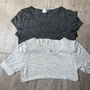 H&M shirt bundle